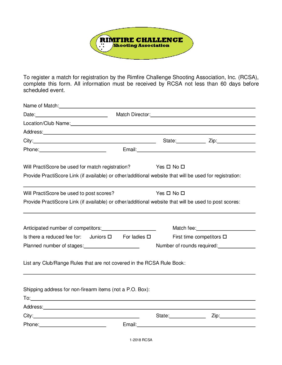 2018 match registration form_v010318
