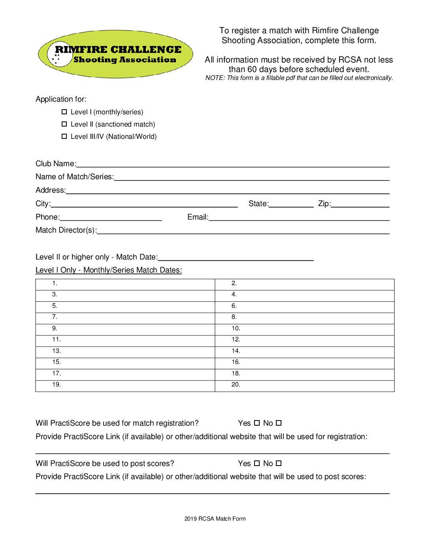 2019 match registration form-combined